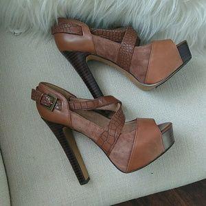 ALDO  open toe heel size 37 (7)
